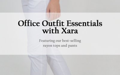 Office Outfit Essentials with Xara